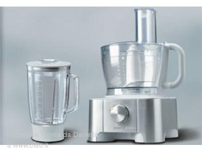 Robot cucina Kenwood FP920 opinione e ricetta | Robot cucina kenwood